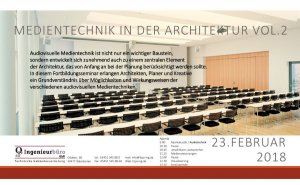Seminar Medientechnik in der Architektur VOL. 2